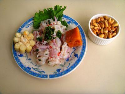 Preparación del ceviche paso a paso: Ceviche de pescado / How to prepare Ceviche