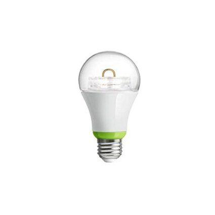 GE Link, Wireless A19 Smart Connected LED Light Bulb, Soft White (2700K), 60-Watt Equivalent, 1-Pack