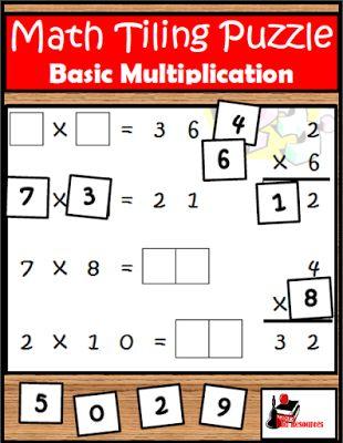 The 25+ best Multiplication drills ideas on Pinterest - multiplication frenzy worksheet