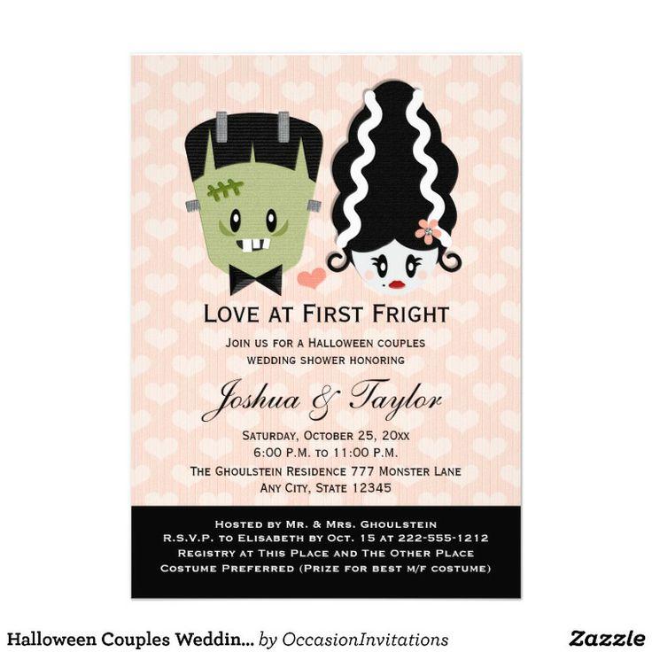 halloween wedding gift ideas