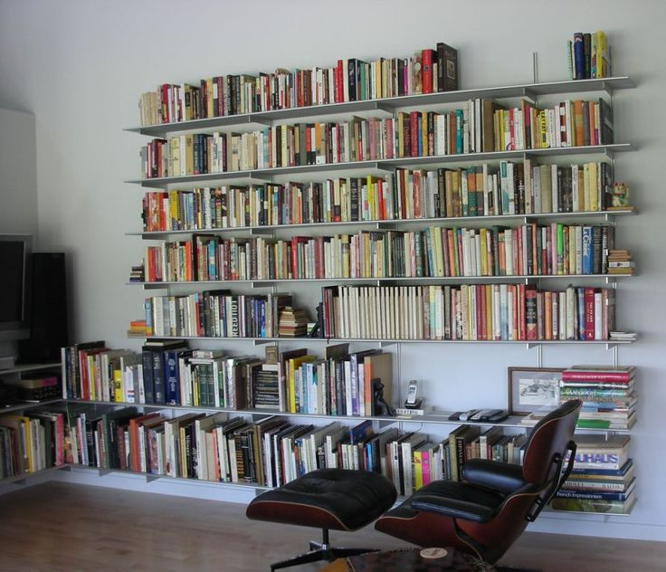 To utilize rakks wall mounted shelves to for books in your - Wall mounted shelving ideas ...