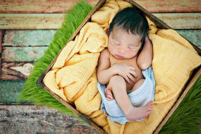 15 fotos y secretos del mejor momento para fotografiar a un recién nacido - Blog de BabyCenter