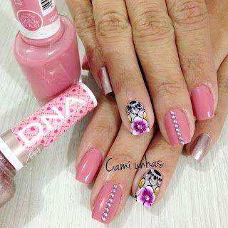 UñasByCombila: Imagenes de uñas decoradas 2017 - 900 Fotos con Diseños