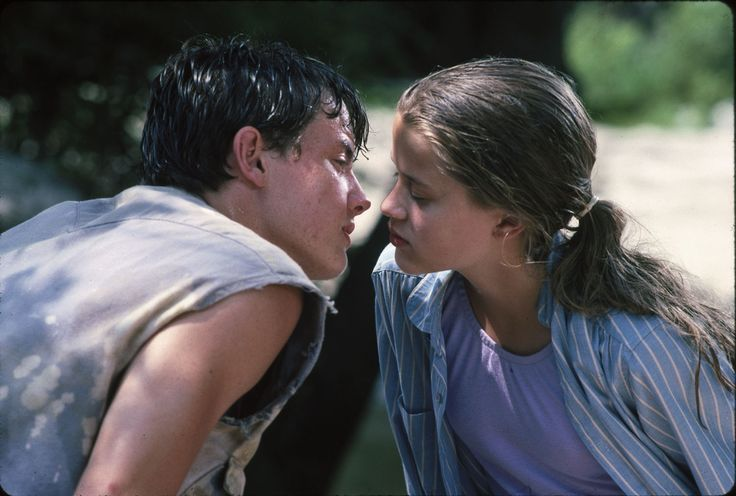 The Man in the Moon. Reese Witherspoon's first movie and one of my favorites.