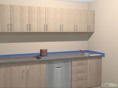 Paint Formica Countertops Step 5                                                                                                                                                      Más