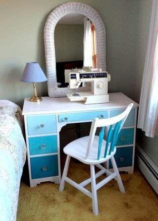 Super Diy Desk Paint Ideas Home Decor Ideas