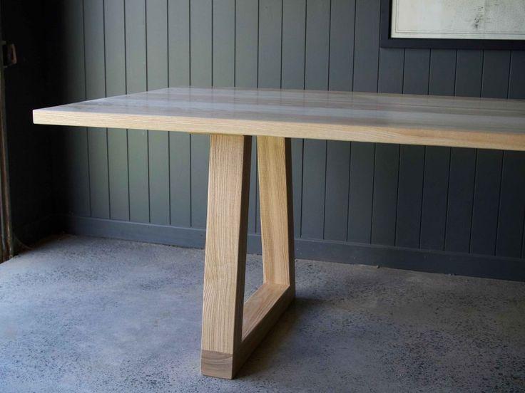 Ash Woodman table - WRW & Co