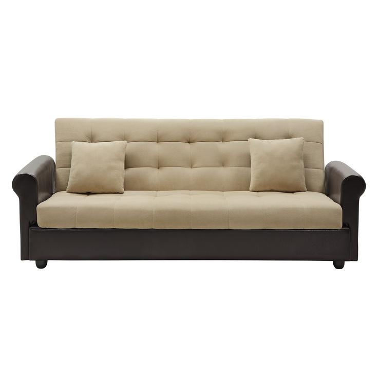 Best 25 futon living rooms ideas on pinterest sofa bed - Walmart canada furniture living room ...