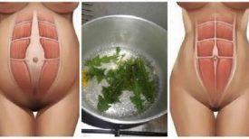 Cet étonnant jus élimine la graisse viscérale en seulement 7 jours !