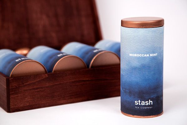 Stash Tea Company is one of the largest specialty tea companies in the United States. The name derives from the time when tea was transported by ship. The story goes that the captain of the ship would be presented with some of the finest teas for his pers…