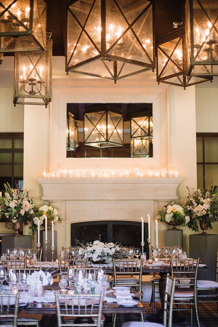 wedding reception at home ideas uk%0A Silver and Brown Wedding Reception
