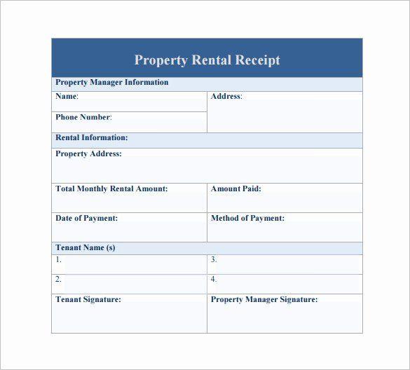 Car Rental Receipt Template Fresh 27 Rental Receipt Templates Doc Pdf Receipt Template Free Receipt Template Marketing Plan Template