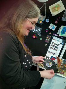CHSI Stitches Craft Trade Show 2018