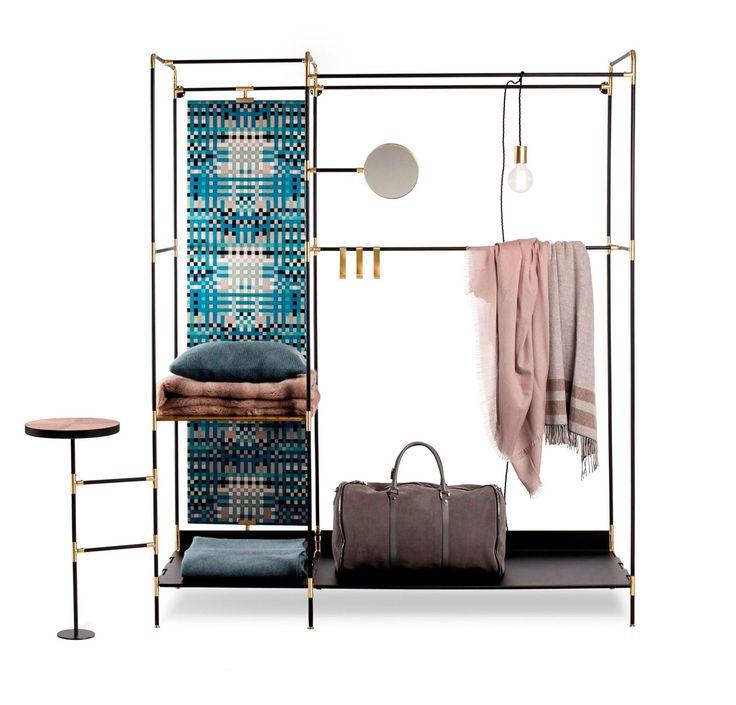 PRÊT-À-PORTER. To purchase these items contact RADform at +1 (416) 955-8282 or info@radform.com #stylishstorage #moderndesign #contemporarydesign #interiordesign #design #radform