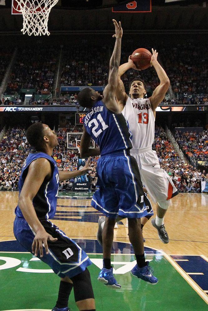 NCAA BASKETBALL: MAR 16 ACC Basketball Tournament - Duke v Virginia