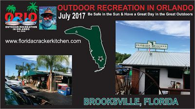 Outdoor Recreation In Orlando: Florida Cracker Trading Post Great Watering Hole