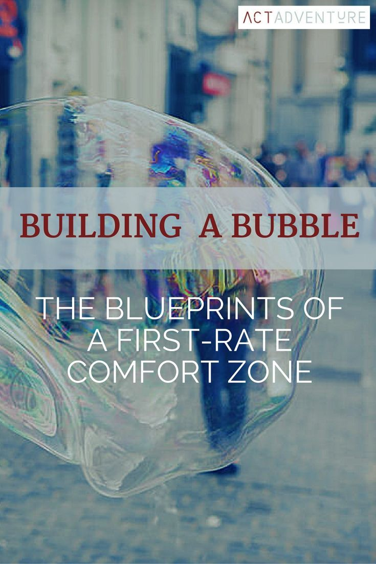 Get Outside Your Comfort Zone | Satire | Comfort Zone
