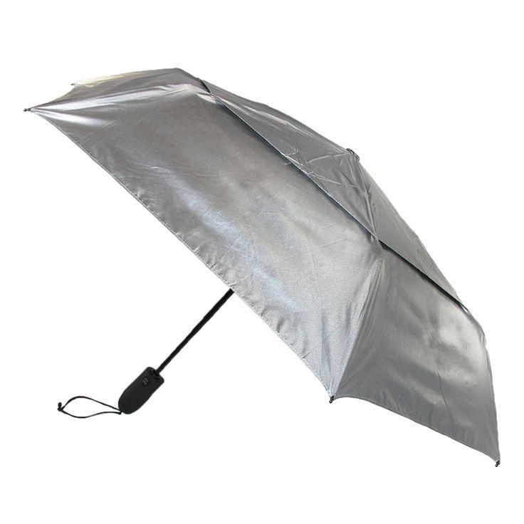 ShedRain Shedrays Auto Open & Close Vented UPF 50+ Compact Umbrella