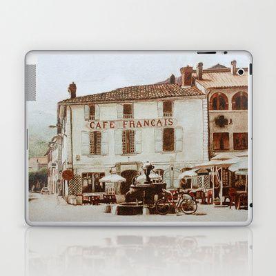 Aspet, France Laptop & iPad Skin by Alexandria Gold - $25.00