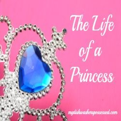 The Life of a Princess, the story of a mom, a special needs daughter and their love of all things pink.#SpecialNeeds