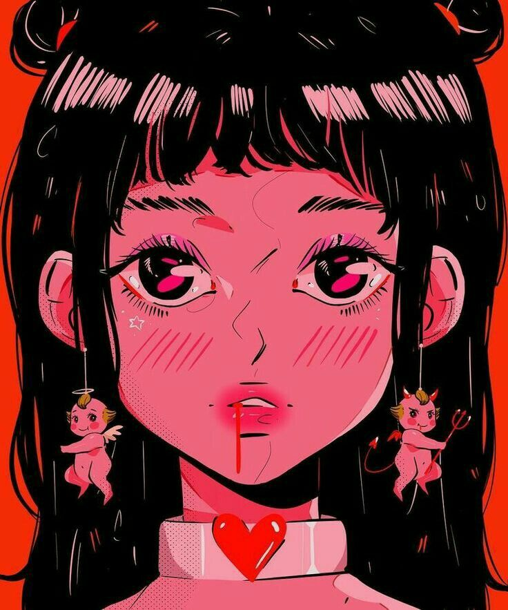 Pin by Olivene Brown on kawaii anime in 2020 Aesthetic