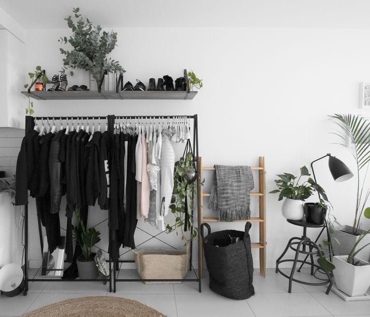 Plants & wardrobe. IG @rachelaust