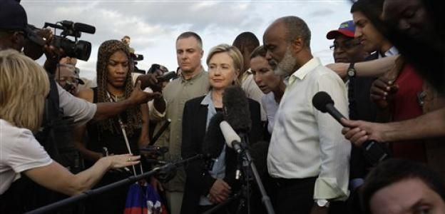 How Haiti earthquake helped enrich the Clintons: They benefitted more than the Haitians! The facts ARE THE FACTS, democRATS... SPIN, SPIN, SPIN....(04/24/2015 - Fox Nation)
