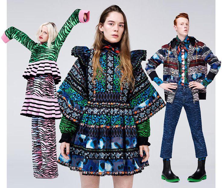 Kenzo х H&M - Fresh - Свежий взгляд на стиль