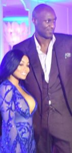 Kardashian/Jenner Exes: Lamar Odom Blac Chyna & Tyga Attend Same Event In United States