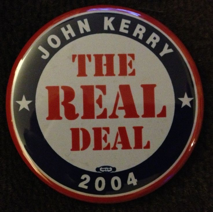 John Kerry 2004: The Real Deal