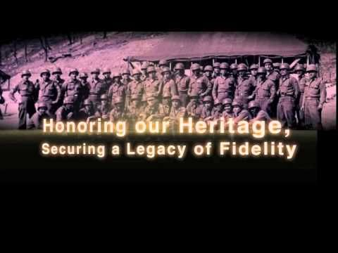 Borinqueneers Congressional Gold Medal Alliance NEW VIDEO - YouTube