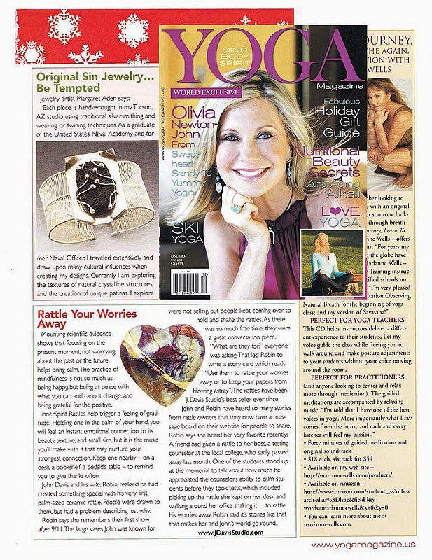 Yoga Magazine Magazine Yoga Original Sin