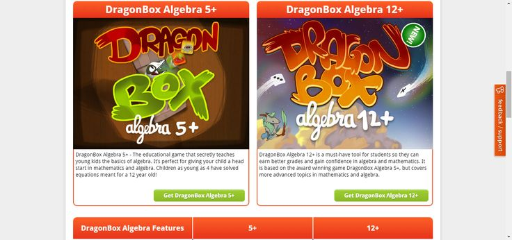DragonBox - Discover the game of Math Educational game #HomeEducation #HomeSchool