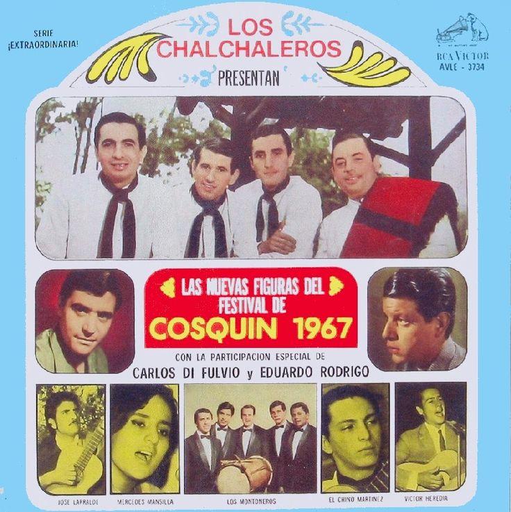 Festival de Cosquín 1967 ~ Folkloretube http://folkloretube.blogspot.com.ar/