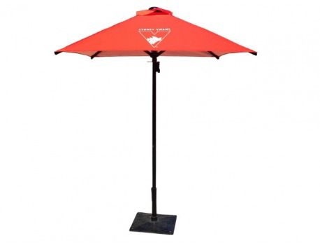 """Sunranger"" Cafe Umbrellas Sydney Swans"