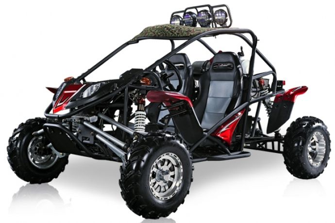 Cherry Bomb 600 Off-Road Buggy