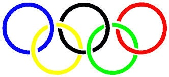 go to an Olympic event. (gymnastics)