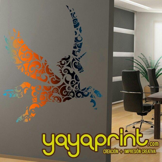 200 mejores im genes de vinilos pared decoraci n yayaprint for Pegatinas habitacion nina