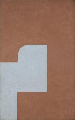 Kompozycja architektoniczna 12c - Wladyslaw Strzeminski