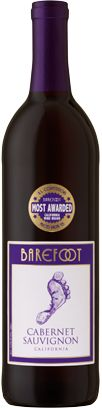 We like Barefoot Cab way better than some of their other reds.   AND we love the price.  Great everyday wine.