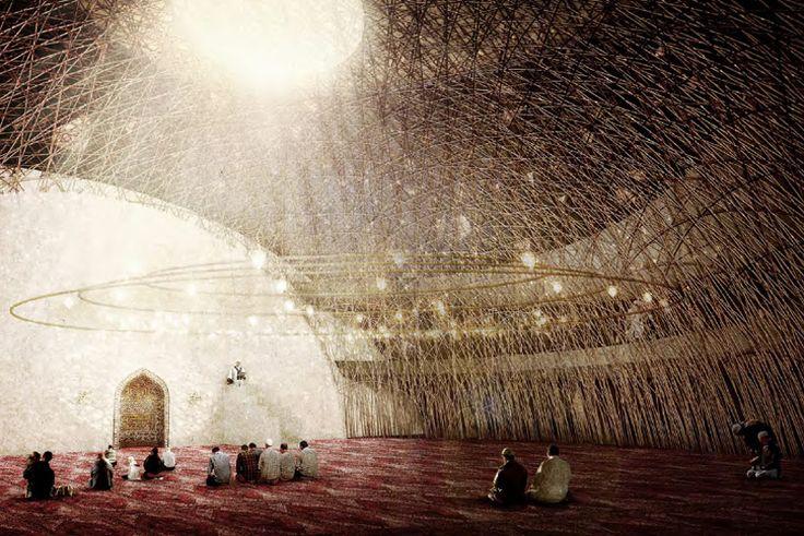 OODA: pristina central mosque proposal, kosovo