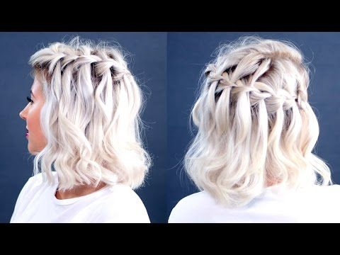 5 Best Braids for Short Hair | StyleCaster