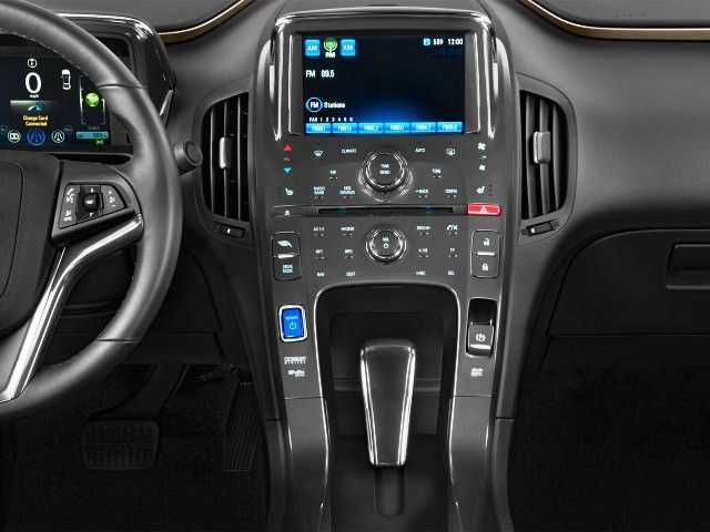 2015 Chevy Volt Hybrid Interior Power Of Thought Pinterest