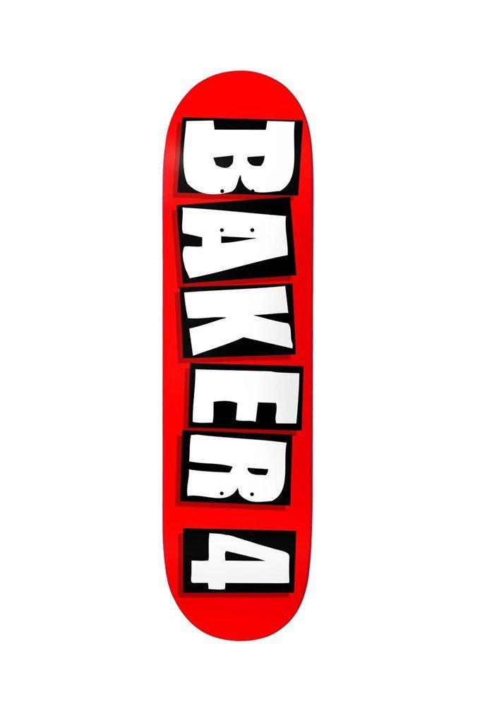 Baker Baker 4 Og 8 0 Baker Skateboards Skateboard Equipment