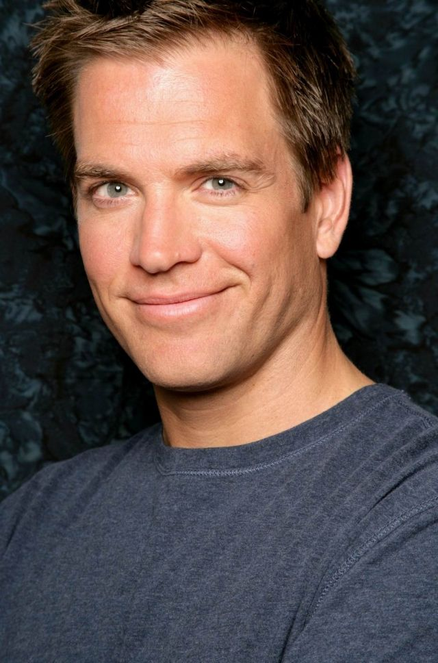 Xyy'nai Michael Weatherly, Actor (NCIS: Naval Crime Investigation Service).
