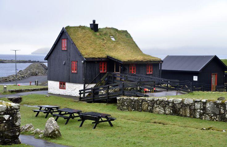 Фарерские острова. Инструкция по эксплуатации