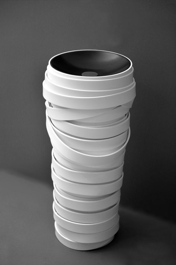 Tape Washbasin by SIT for MyBath www.mybath.pl