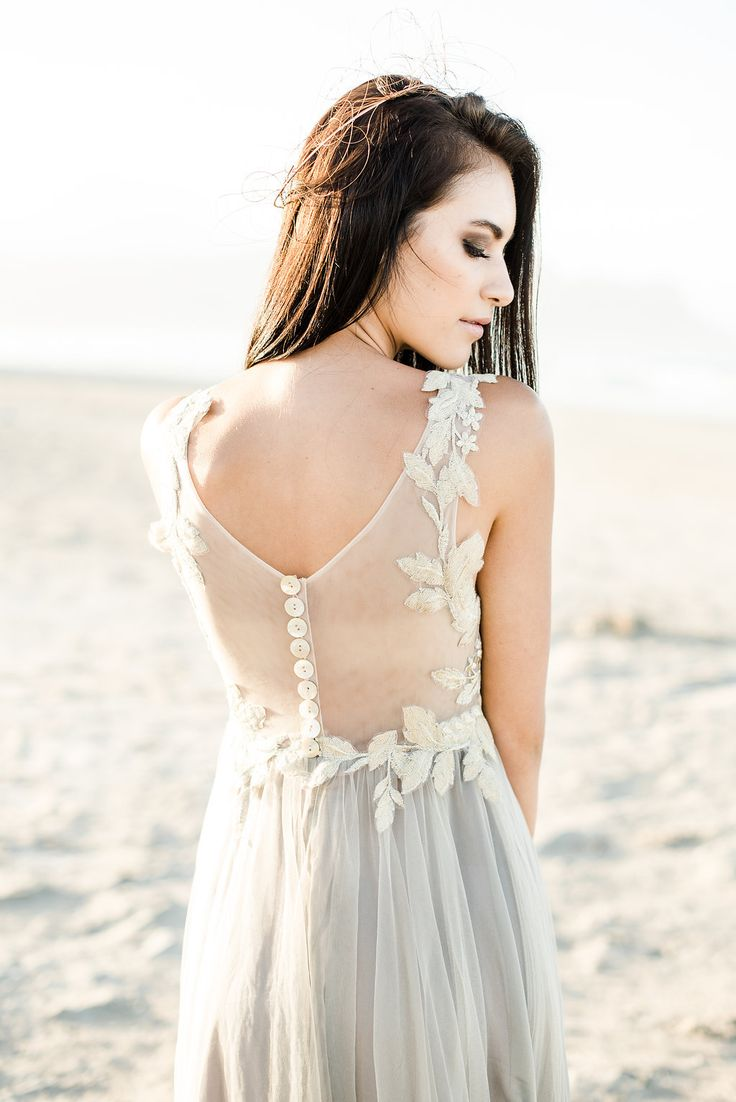 Gorgeous Wedding Photography -   Washed Up Beach Wedding Inspiration | SouthBound Bride