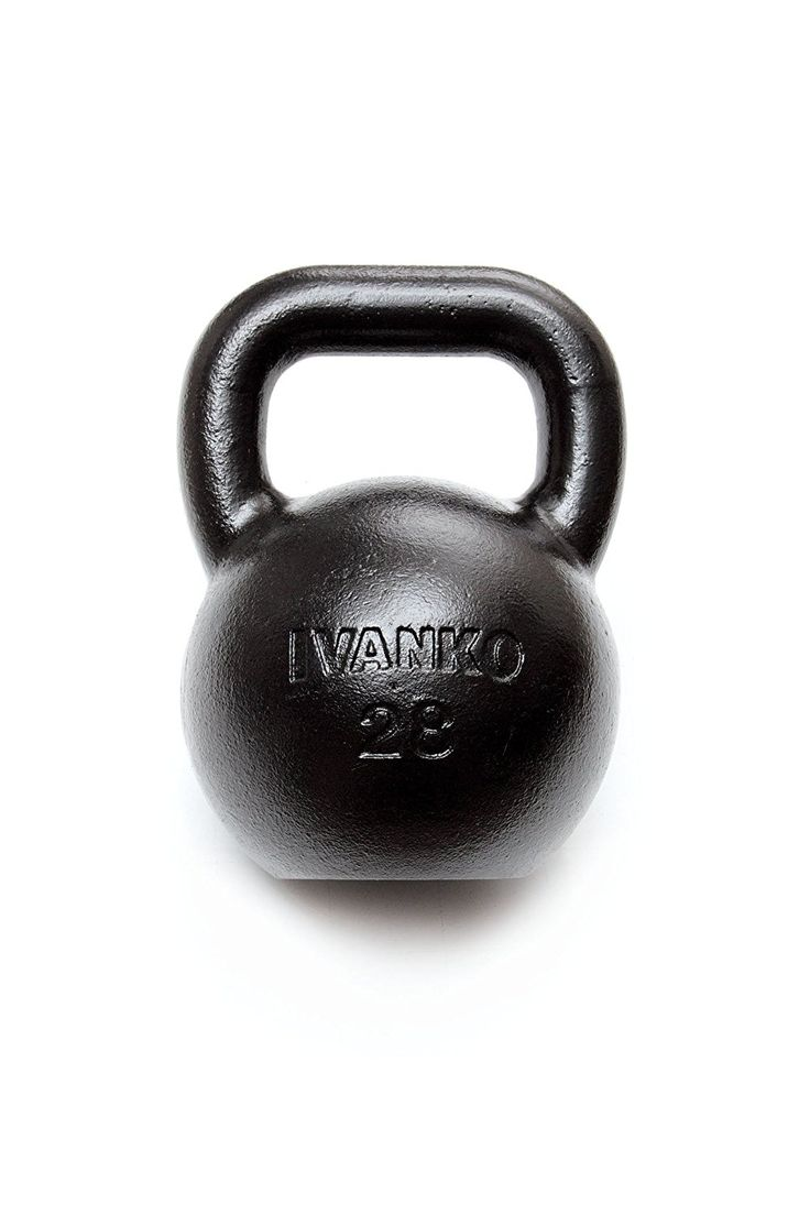 Amazon | IVANKO(イヴァンコ) ケトルベル 16kg IV-KDB-16KG | ケトルベル | スポーツ&アウトドア