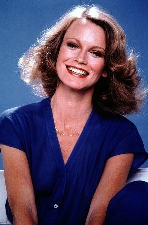 Shelley Hack, Actress. 70s hair!